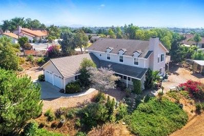 1612 McDonald Rd, Fallbrook, CA 92028 - MLS#: 190051074