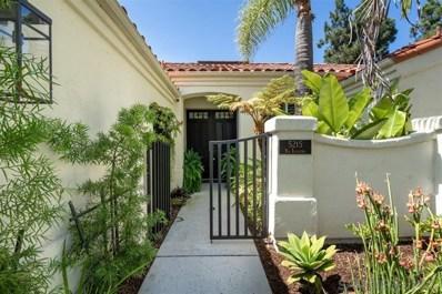 5215 Via Talavera, San Diego, CA 92130 - MLS#: 190051102