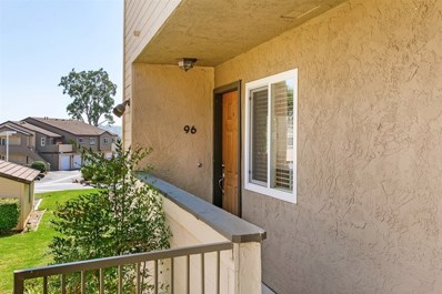 5049 Los Morros Way UNIT 96, Oceanside, CA 92057 - MLS#: 190051312
