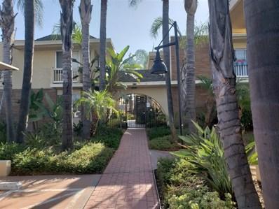 467 Ballantyne Street UNIT 45, El Cajon, CA 92020 - MLS#: 190051490