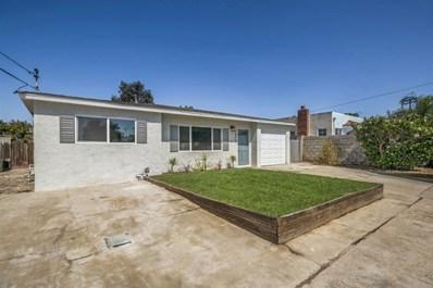 6848 Springfield St, San Diego, CA 92114 - MLS#: 190051610