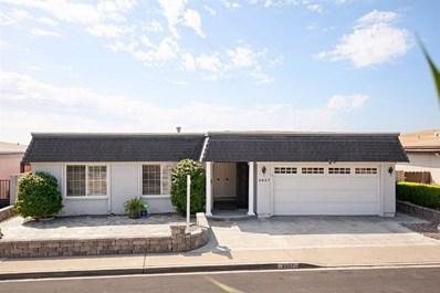 3057 Hartman Way, San Diego, CA 92117 - MLS#: 190051741