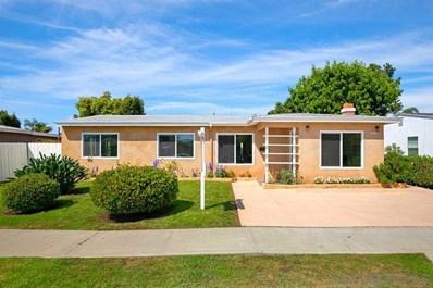 3080 Haidas Avenue, San Diego, CA 92117 - MLS#: 190051770