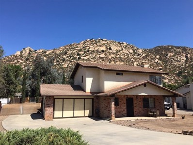25202 Poderio Drive, Ramona, CA 92065 - MLS#: 190051780