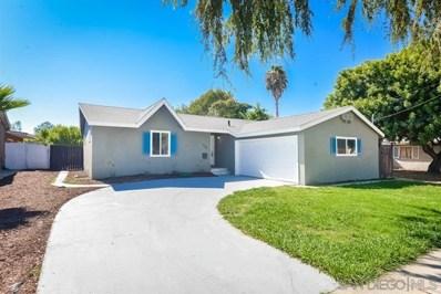 524 Ruxton Ave, Spring Valley, CA 91977 - MLS#: 190051892