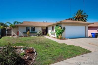 5318 SUNGLOW CT, San Diego, CA 92117 - MLS#: 190051893