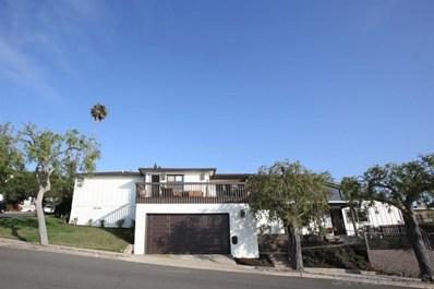 1591 Guizot Street, San Diego, CA 92107 - MLS#: 190051909