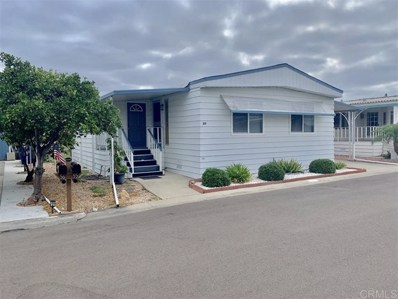 1286 W DISCOVERY UNIT 55 VALL>, San Marcos, CA 92078 - MLS#: 190051976
