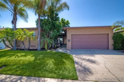 4928 64th Street, San Diego, CA 92115 - MLS#: 190051986