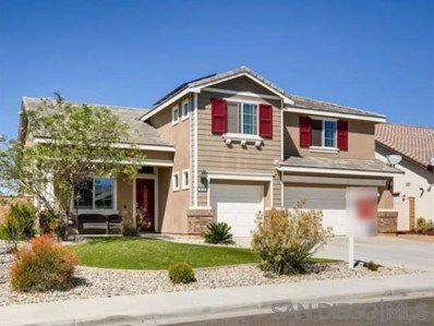 34751 Meadow Willow Street, Winchester, CA 92596 - MLS#: 190052075