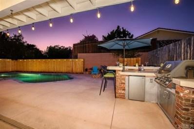 8218 Limon Ln, El Cajon, CA 92021 - MLS#: 190052279