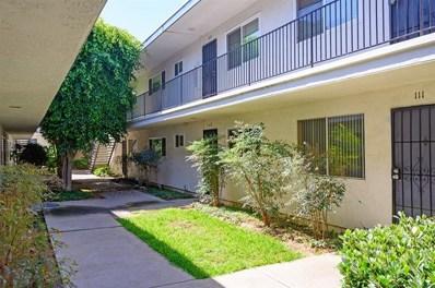 4079 Huerfano Ave. UNIT 112, San Diego, CA 92117 - MLS#: 190052336