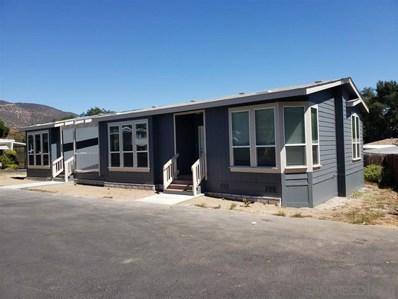 3909 Reche Rd. UNIT 141, Fallbrook, CA 92028 - MLS#: 190052338