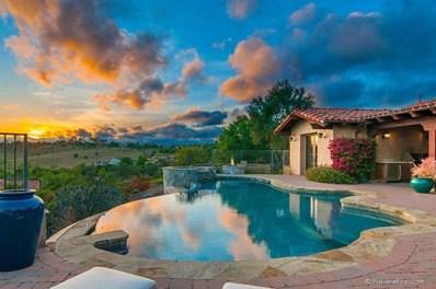 7986 Doug Hill, San Diego, CA 92127 - MLS#: 190052363