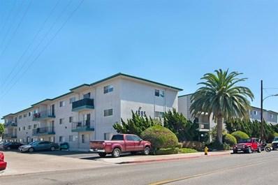 4885 Cole St UNIT 24, San Diego, CA 92117 - MLS#: 190052441