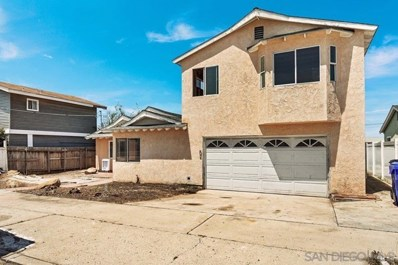 3702 Mount Abbey, San Diego, CA 92111 - MLS#: 190052516