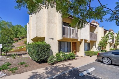 10261 Black Mountain Rd UNIT K1, San Diego, CA 92126 - MLS#: 190052644