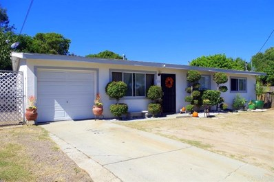 4210 Jonathon Pl, Oceanside, CA 92056 - MLS#: 190052689