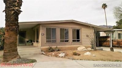 1010 Palm Canyon Dr UNIT 54, Borrego Springs, CA 92004 - MLS#: 190052690