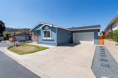 15935 spring oaks rd UNIT 189, El Cajon, CA 92021 - MLS#: 190053022