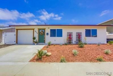 3410 Idlewild Way, San Diego, CA 92117 - MLS#: 190053082