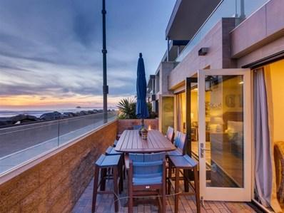 700 S The Strand UNIT 108, Oceanside, CA 92054 - MLS#: 190053106