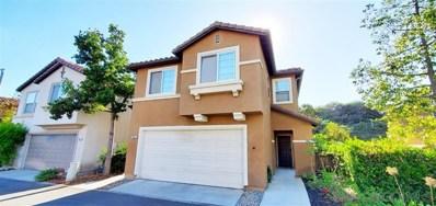 815 Caminito Siena, Chula Vista, CA 91911 - MLS#: 190053198
