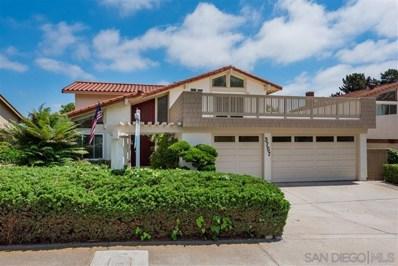 3757 Notre Dame Avenue, San Diego, CA 92122 - MLS#: 190053295