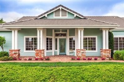 1749 Arbolita, Fallbrook, CA 92028 - MLS#: 190053483
