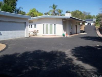 12461 Rosey Road, El Cajon, CA 92021 - MLS#: 190053884