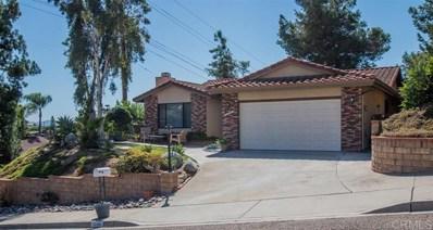 12491 Skyhigh Ct, El Cajon, CA 92021 - MLS#: 190053928