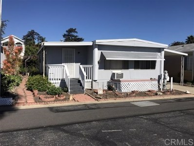 1120 E Mission Rd UNIT 81, Fallbrook, CA 92028 - MLS#: 190053963