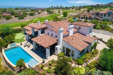 8026 Entrada De Luz East, San Diego, CA 92127 - MLS#: 190053977