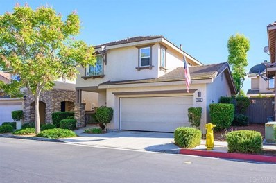 2848 Weeping Willow Rd, Chula Vista, CA 91915 - MLS#: 190054090