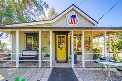 129 S Vine St, Fallbrook, CA 92028 - MLS#: 190054179