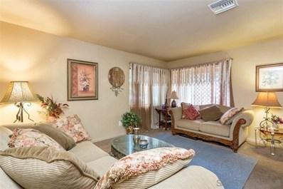 1229 Victor St., El Cajon, CA 92021 - MLS#: 190054314