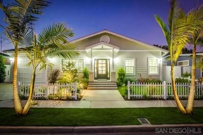4564 Manitou Way, San Diego, CA 92117 - MLS#: 190054376