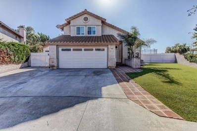 1182 De Anza Ct., Chula Vista, CA 91910 - MLS#: 190054405