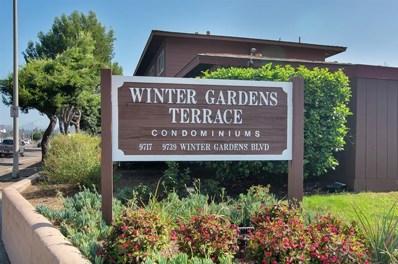 9729 Winter Gardens Boulevard UNIT 72, Lakeside, CA 92040 - MLS#: 190054676