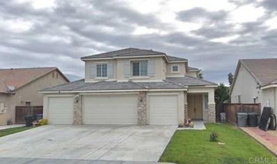 591 Cactus Street, San Jacinto, CA 92582 - MLS#: 190054782
