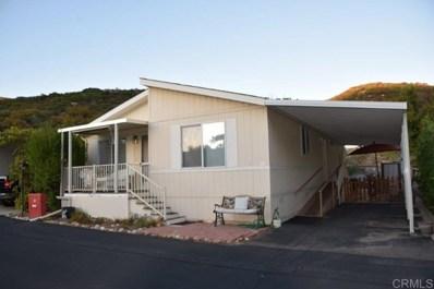 35109 Highway 79 UNIT 61, Warner Springs, CA 92086 - MLS#: 190054804