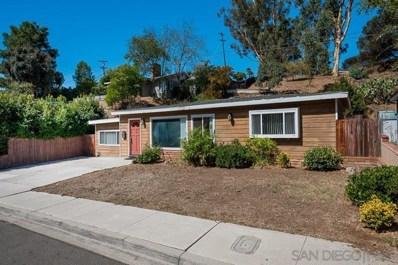4320 Harbinson Avenue, La Mesa, CA 91942 - MLS#: 190054821