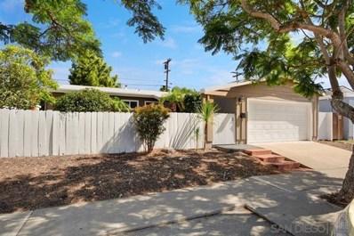5021 Cole street, San Diego, CA 92117 - MLS#: 190055027