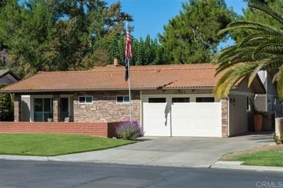 32644 Taspa Ct, Pauma Valley, CA 92061 - MLS#: 190055038