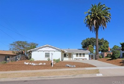 1630 Larwood Road, Lemon Grove, CA 91945 - MLS#: 190055227