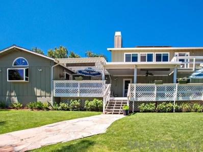 1970 Warmlands Ave, Vista, CA 92084 - MLS#: 190055248