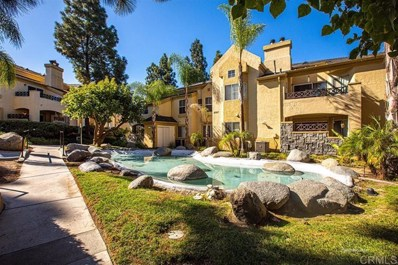 2019 Lakeridge Circle UNIT 304, Chula Vista, CA 91913 - MLS#: 190055252