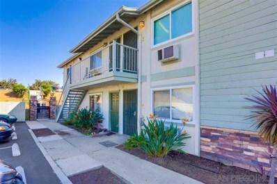 5040 A St UNIT 10, San Diego, CA 92102 - MLS#: 190055355