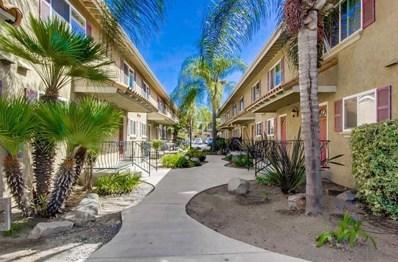 792 N mollison UNIT 25, El Cajon, CA 92021 - MLS#: 190055424