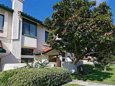1458 Summit Dr, Chula Vista, CA 91910 - MLS#: 190055517